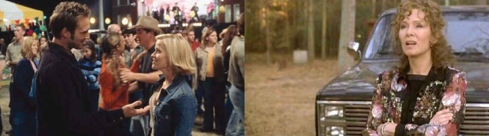 Sweet Home Alabama: Two scenes from movie