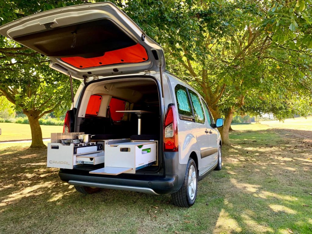 Campal Camping Box