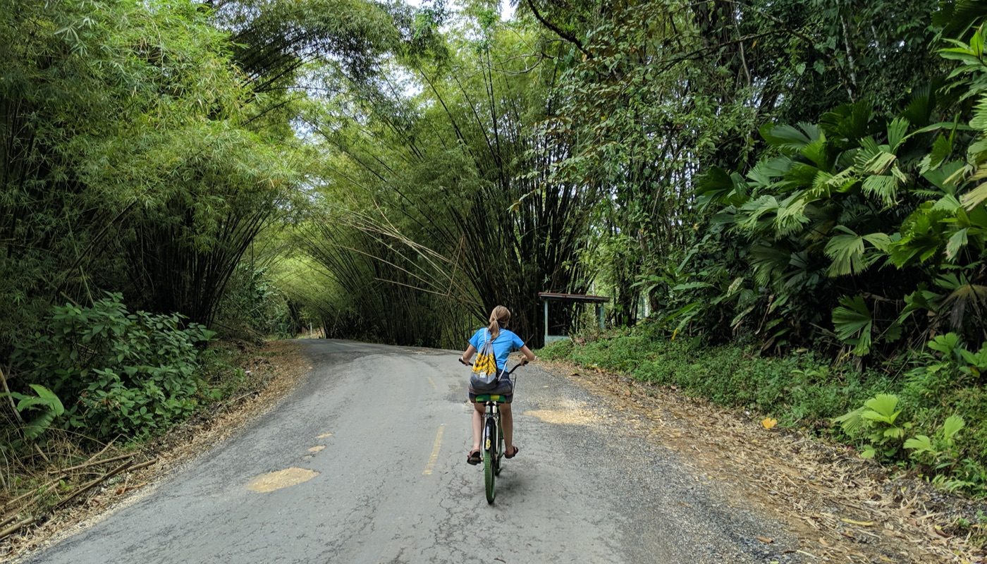 Bike Tour in Bocas del Torro