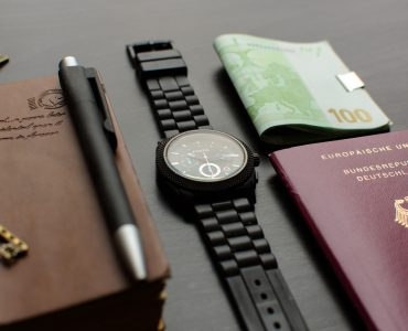 Passport Money Passport Watch